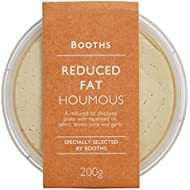 Booths Reduced Fat Houmous, 200 g