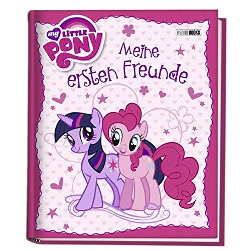 My Little Pony Kindergartenfreundebuch: Meine ersten Freunde