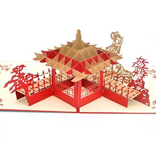 medigy-pop-up-3d-biglietto-dauguri-fatto-a-mano-scheda-in-biancogiardini-di-suzhou