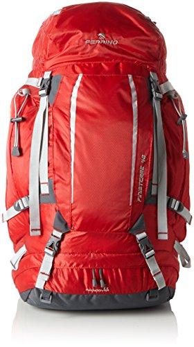 Ferrino Finisterre 48 - Macuto de senderismo, color Rojo, talla 48 l