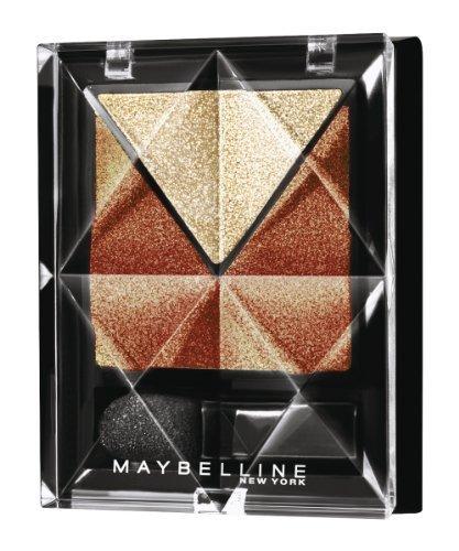 Duo Eye Studio Eyeshadow by Maybelline Brownie Gold 720 by Maybelline (English Manual)