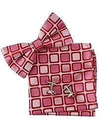 Epoint Men's Tie Set (B005FIHGYK)_Free Size)