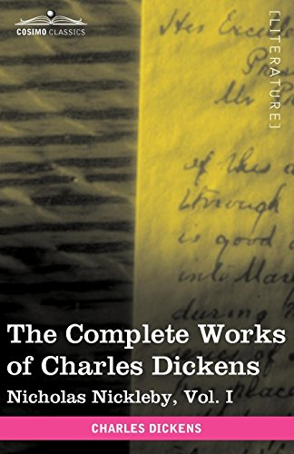 The Complete Works of Charles Dickens (in 30 Volumes, Illustrated) Cover Image