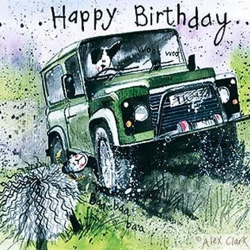 land-rover-defender-off-roading-birthday-card-by-alex-clark