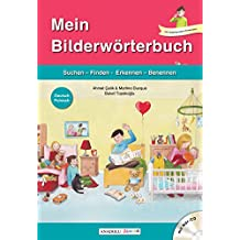 Mein Bilderwörterbuch, Deutsch - Polnisch, m. Audio-CD
