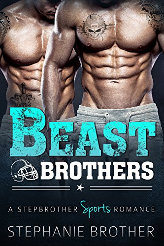 Charisma-bad (Beast Brothers: An MFM Menage Stepbrother Sports Romance (English Edition))