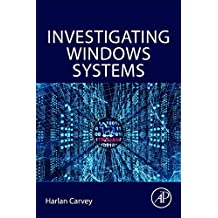 Investigating Windows Systems