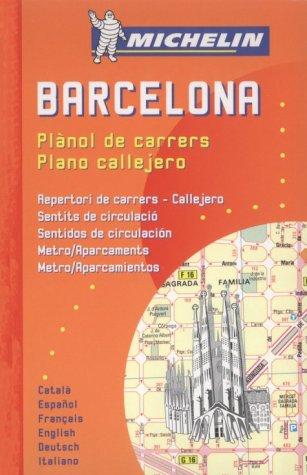 Plan de ville : Barcelone