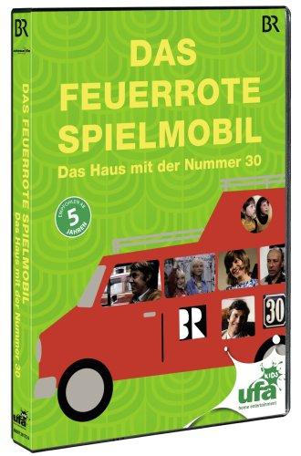 Das feuerrote Spielmobil - Das Haus mit der Nummer 30 - Folge 01-23 (3 DVDs)