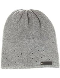 Codello Damen Kaschmir-Mütze mit Strass