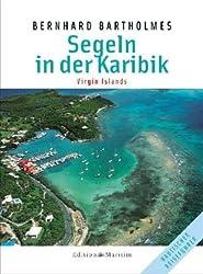 Virgin Islands - Pläne und Luftbilder von Häfen und Ankerplätzen in der Karibik