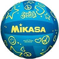 Mikasa Sports No-Sting Pillow Cover Official Size Squish Volleyball, Blue/Yellow preisvergleich bei billige-tabletten.eu