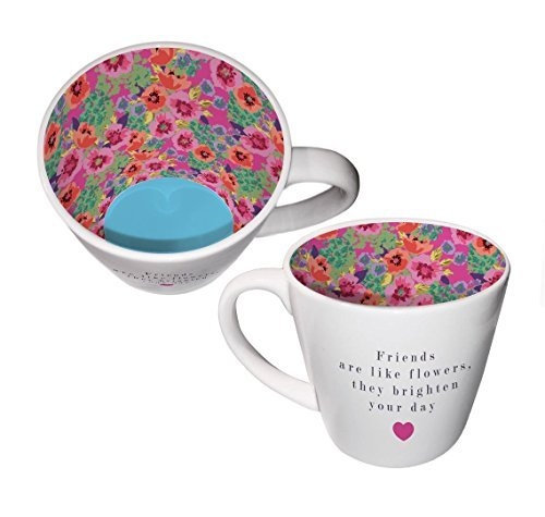 Inside Out Mug - Friends by Two Up Two Down