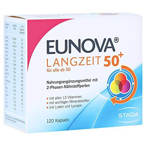 Eunova Langzeit 50+, 120 St. Kapseln
