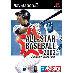 All Star Baseball 2003 featuring Derek Jeter