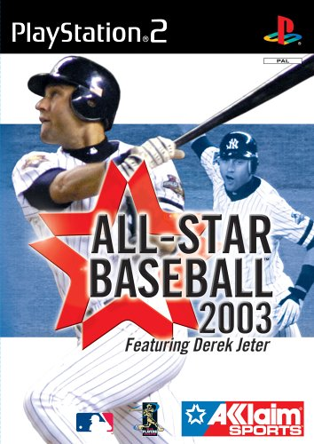 All Star Baseball 2003 featuring Derek Jeter (Baseball All Star)