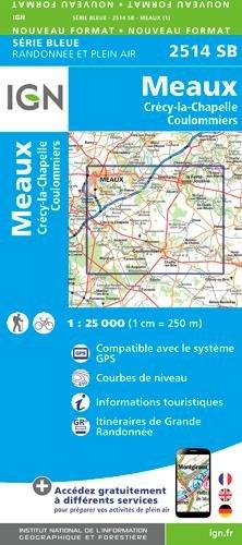 2514SB MEAUX CRECY-LA-CHAPELLE COULOMMIERS