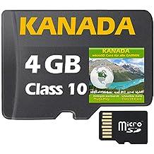 ★KANADA GPS Karte 4GB microSD für Garmin Navi, PC und MAC ★ ORIGINAL von STILTEC ©