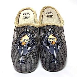 Zapatillas de Casa para Hombre. Zapatillas de Casa para Mujer. Regalo - Huevonas 1