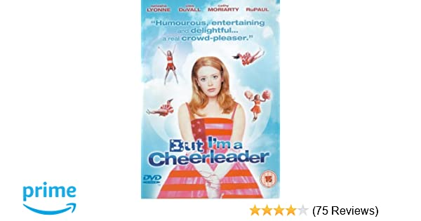 Ekiss dvd cheer girl phrase