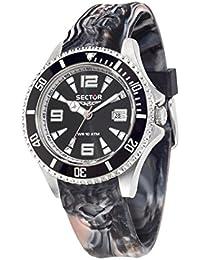 Sector Herren Uhrenbeweger Collection 230 Silikon braun R3251161018