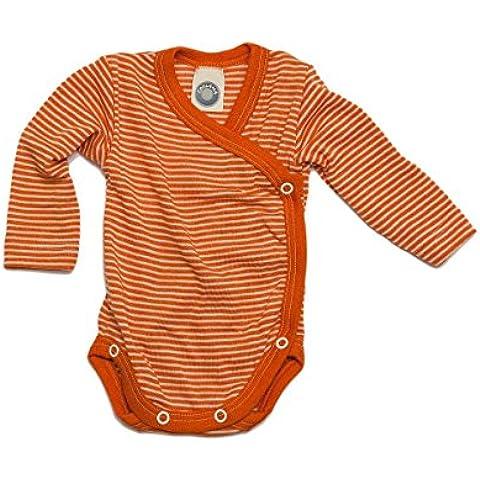 Cosi lana wickel Body de bebé de 70% Lana y 30% Seda KBT