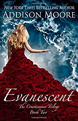 Evanescent: Volume 2 (The Countenance Trilogy) by Addison Moore (2013-02-21)