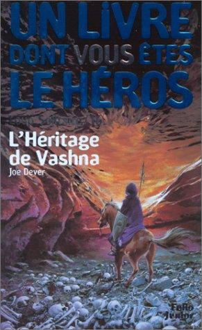 Loup solitaire, numéro 16 : L'héritage de Vashna
