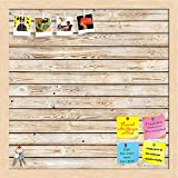 #2: ArtzFolio Natural Texture Printed Bulletin Board Notice Pin Board Cum Natural Brown Framed Painting 28 x 28inch