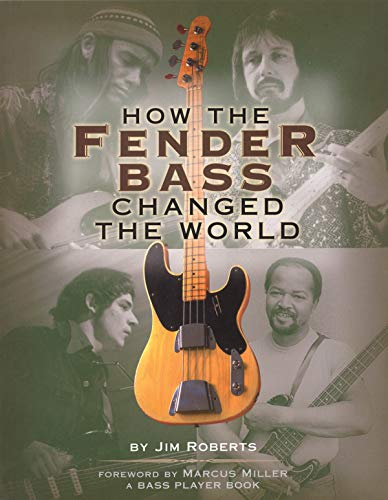 How the Fender Bass Changed the World (Usa Fender Bass Guitar)