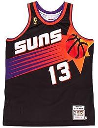 Steve Nash Phoenix Suns Mitchell & Ness Authentic 1996 Alternate NBA Jersey Maillot