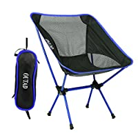 OUTAD Ultralight Outdoor Picnic Fishing Camping Folding Chairs Strong and Durable