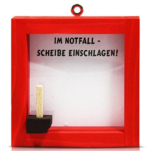 Preisvergleich Produktbild HC-Handel 914389 Notfall Set Zum Befüllen Scherzartikel Geschenk 12 cm