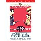 The Last Hunt by Stewart Granger, Lloyd Nolan, Russ Tamblyn, Debra Paget Robert Taylor