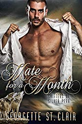 Shifters of Silver Peak: Mate For A Month (English Edition)