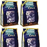 "Henne Pet Food - Lakse Kronch ""Das Original"" 4 x 600 gr. Sparpaket"