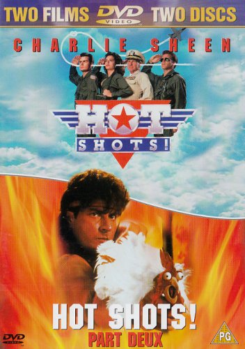 Hot Shots & Hot Shots Part Deux! [Edizione: Regno Unito] [Edizione: Regno Unito]