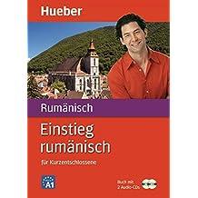 Einstieg rumänisch für Kurzentschlossene. Inkl. 2 CDs