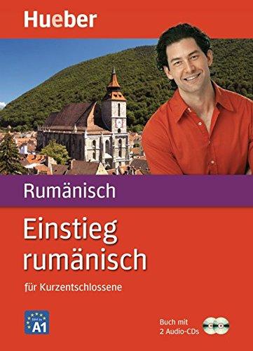 Einstieg rumänisch: für Kurzentschlossene / Paket: Buch + 2 Audio-CDs