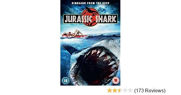 Jurassic Shark [DVD]: Amazon.co.uk: Emanuelle Carriere, Christine Emes,  Celine Filion, Brett Kelly, Emanuelle Carriere, Christine Emes: DVD &  Blu-ray