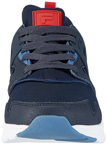 Fila Men Base Fleetwood Low, Sneaker Uomo Blu (Dress Blue)