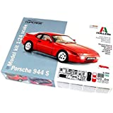 RCECHO® ITALERI Automotive Model 1/24 Cars Porsche 944 S Scale Hobby 3659 T3659 with RCECHO® Full Version Apps Edition
