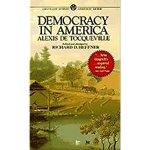 Democracy in America (Mentor Series)