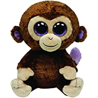 TY Beanie Boos–Coconut the Monkey