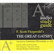The Great Gatsby: An A+ Audio Study Guide