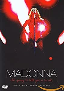 Madonna - I'm Going To Tell You a Secret [+ 1 CD Audio]