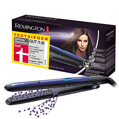 Remington S7710 Pro-Ion Straight Piastra