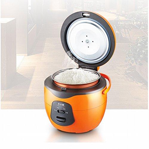 MEZ Rice Cooker 2L Household Mini Rice Cooker 1-2 People,Orange