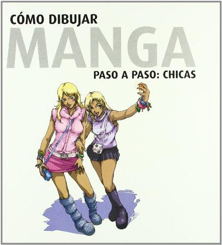 Como Dibujar Manga Paso A Paso - Chicas por Aa.Vv.