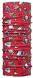 Buff Schlauchschal + Ultrapower Schlauchtuch | UV Schutz | Halswärmer | Schal | Kopftuch | Halstuch | Child Original Licenses Hello Kitty Foodie RED | 113200.425.10